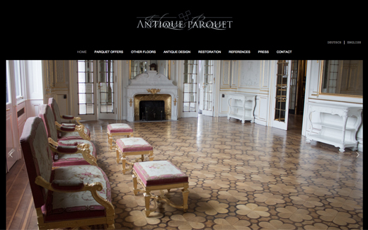 Antique Parquet