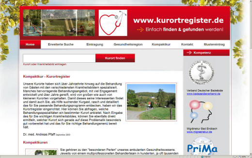 kurortregister